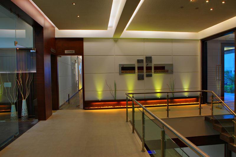 iscon-heights Lobby