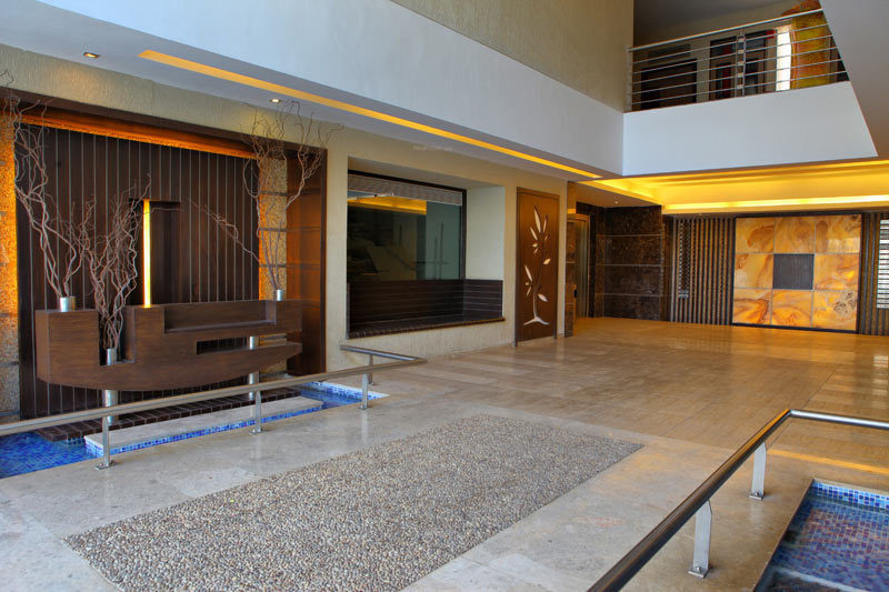 iscon-heights Lobby