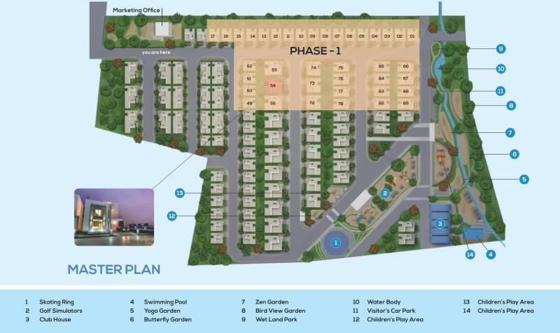 Images for Master Plan of Bluejay Nine Forum