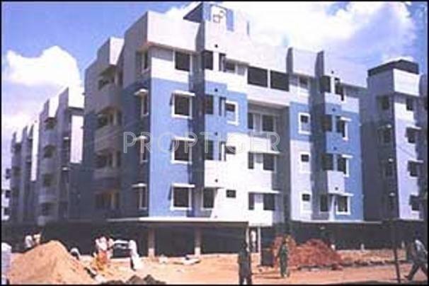 Pranaam Krishna Nagar ApartmentsElevation