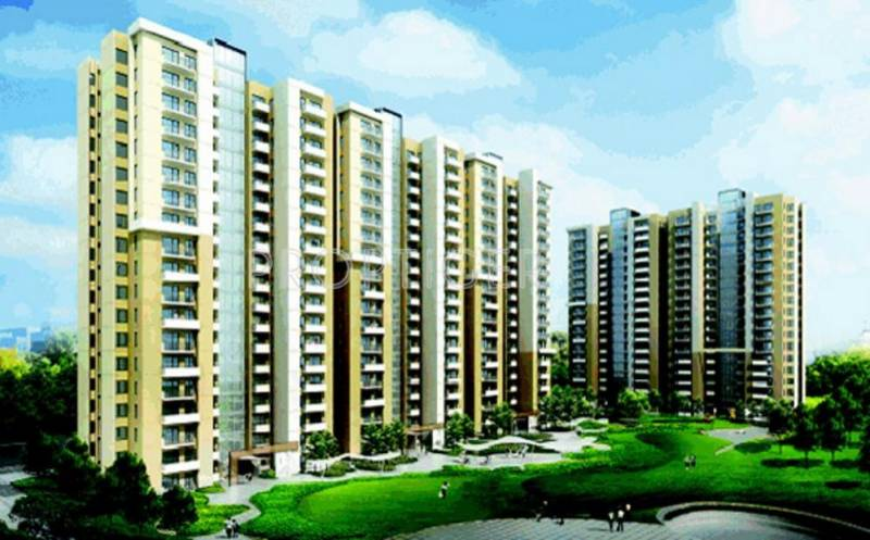 Images for Elevation of Unitech Unihomes Superb