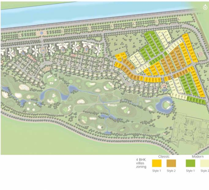 Images for Layout Plan of Adani The North Park
