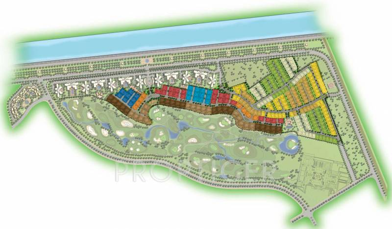 Images for Master Plan of Adani The North Park