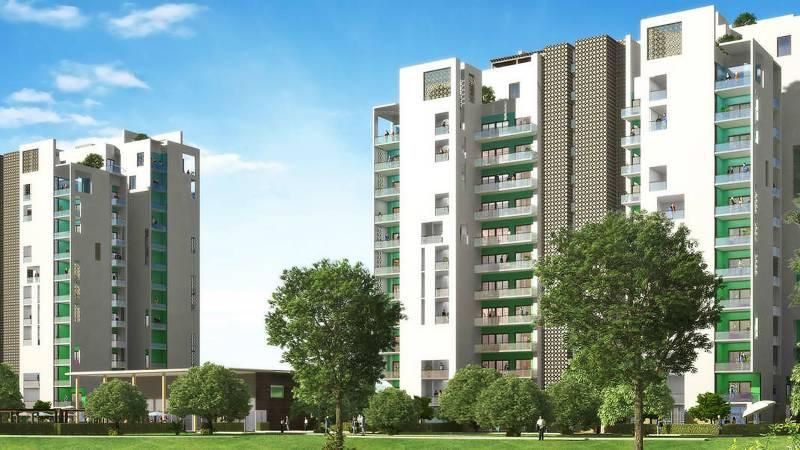 Images for Elevation of Ramprastha Platinum Premier