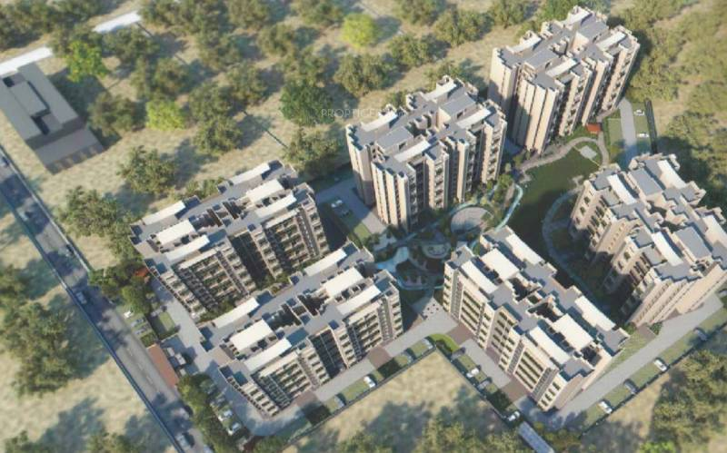 Images for Elevation of Ajmera And Sheetal Casa Vyoma