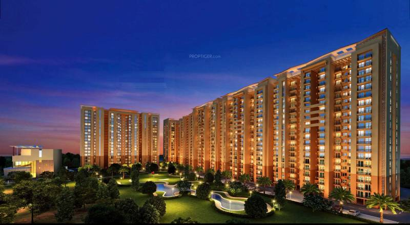 Images for Elevation of Aditya City Apartments