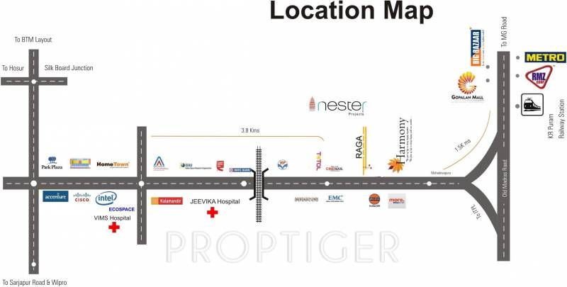 Images for Location Plan of Nester Harmony