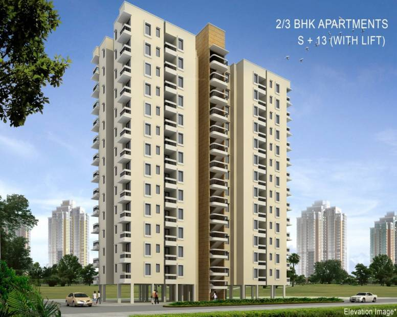 Images for Elevation of Krish City Phase 2