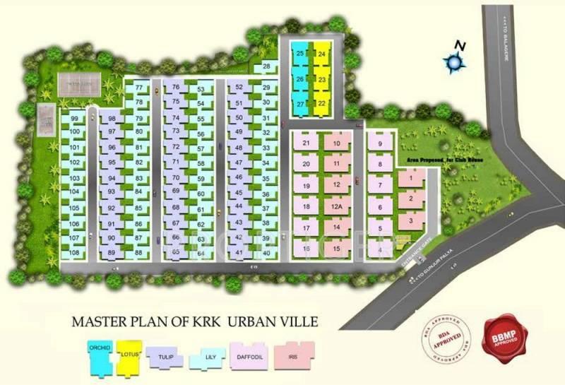Images for Master Plan of KRK Urban Ville