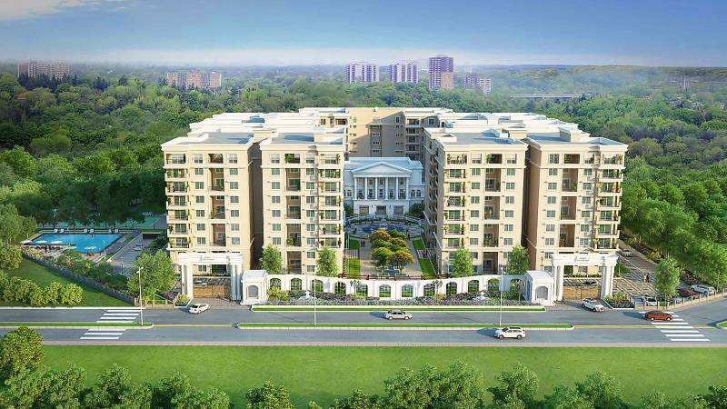 Images for Elevation of Sobha Palladian