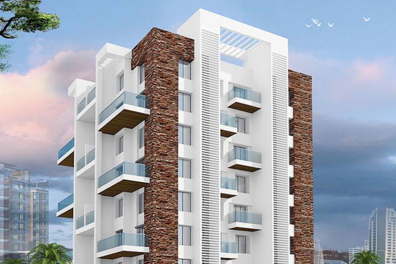 Images for Elevation of Sancheti Prachi Residency Phase II