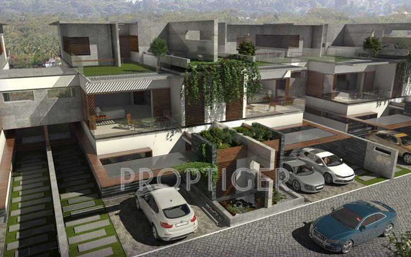 Images for Elevation of Vaswani Walnut Creek Villa