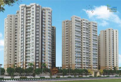 Images for Elevation of BS Vaibhav Heritage Height