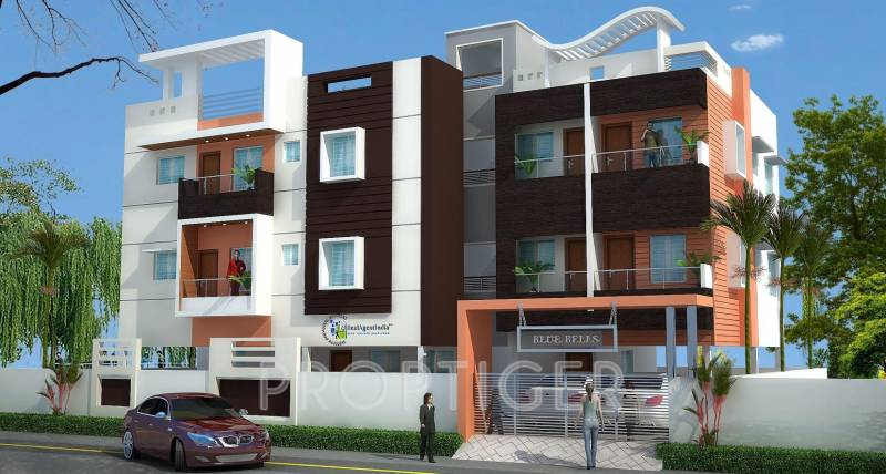 Images for Elevation of Real Agent India Blue Bells