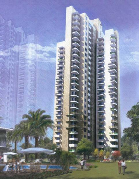 gurgaon-one-84 Images for Elevation of Alpha Gurgaon One 84