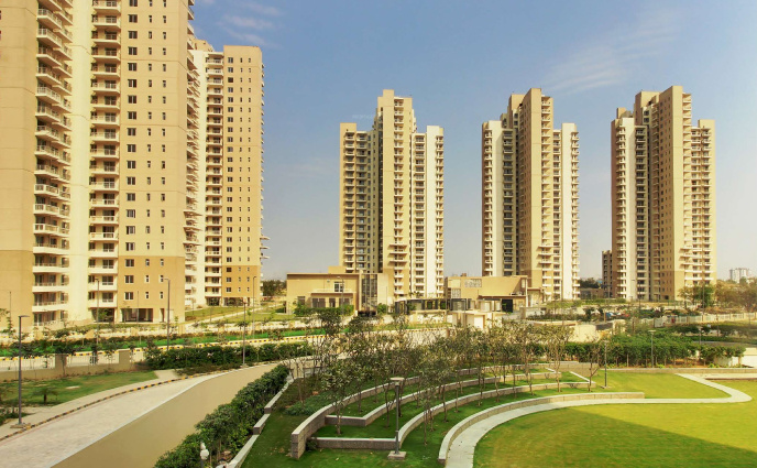 gurgaon-one-84 Images for Project
