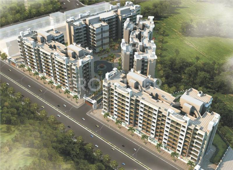 avenue Images for Elevation of Poonam Avenue