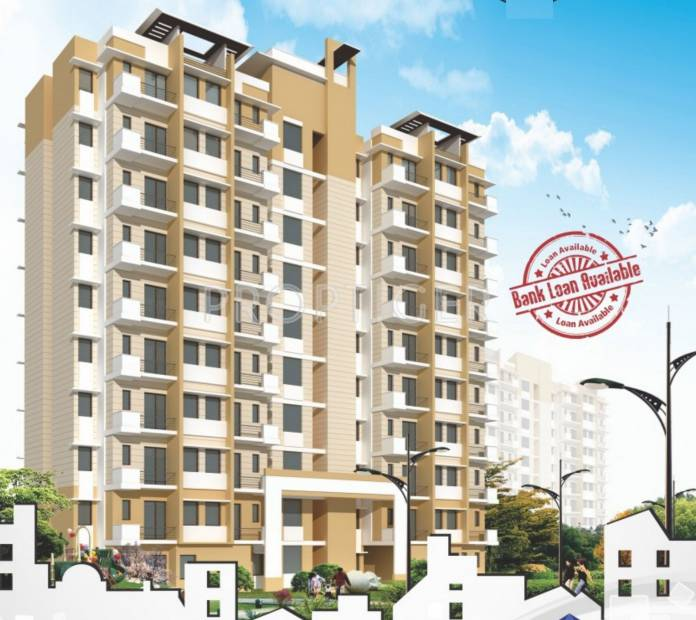 Images for Elevation of Grand Nikunj Residency II