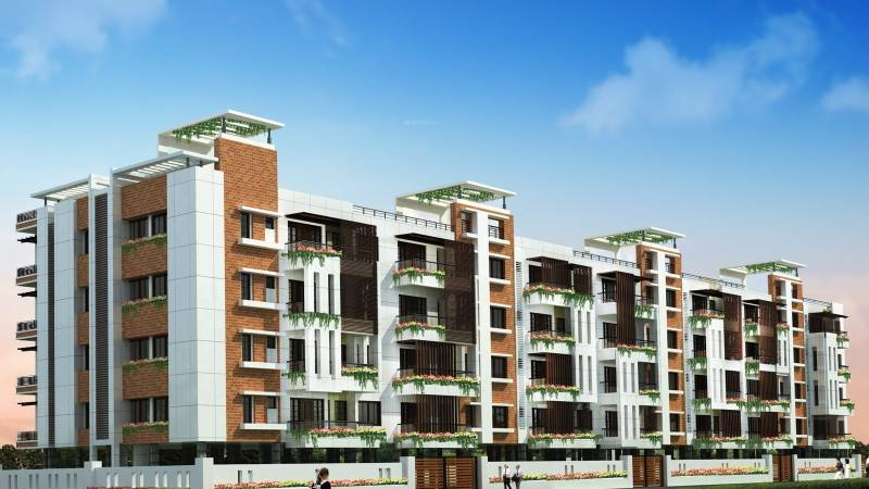 Images for Elevation of Sree Raja Rajeshwari Developers Vista Heights