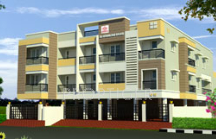 Images for Elevation of Suprabhatham Sip Colony