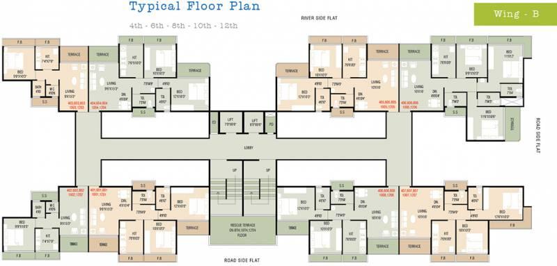 Images for Cluster Plan of Shelter Riverside