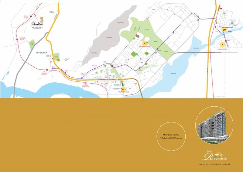 riverside Location Plan