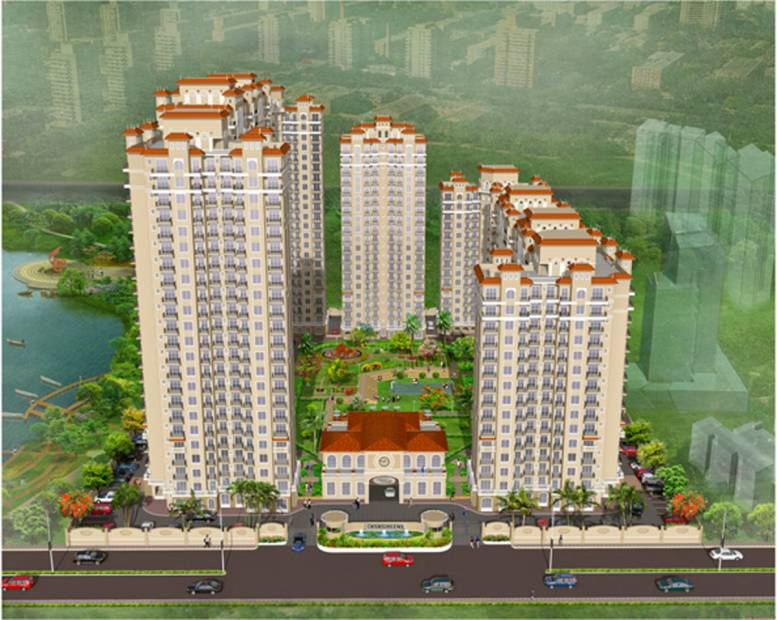 Images for Elevation of Radhey Casa Greens 1