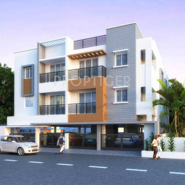 Images for Elevation of Colorhomes Color Bloom