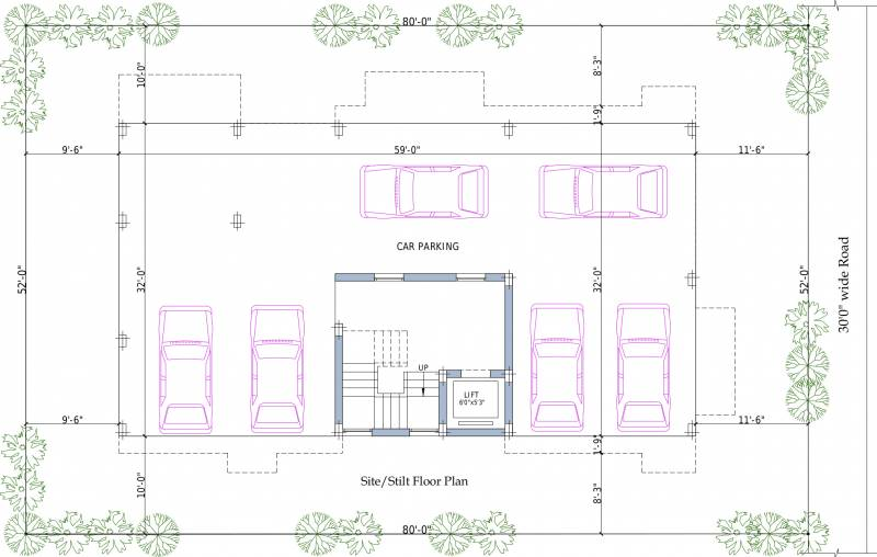 Images for Cluster Plan of Pushkar Villa Christos