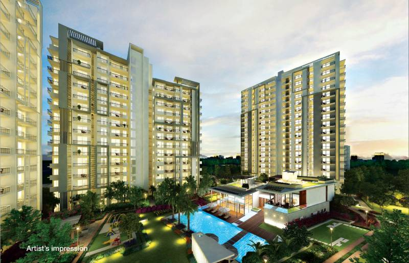 Images for Elevation of Godrej Oasis