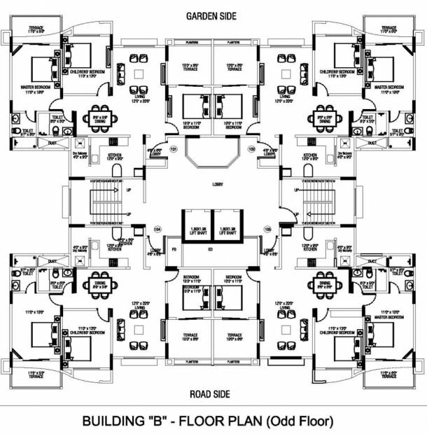 Images for Cluster Plan of Madhuban Serene Spaces