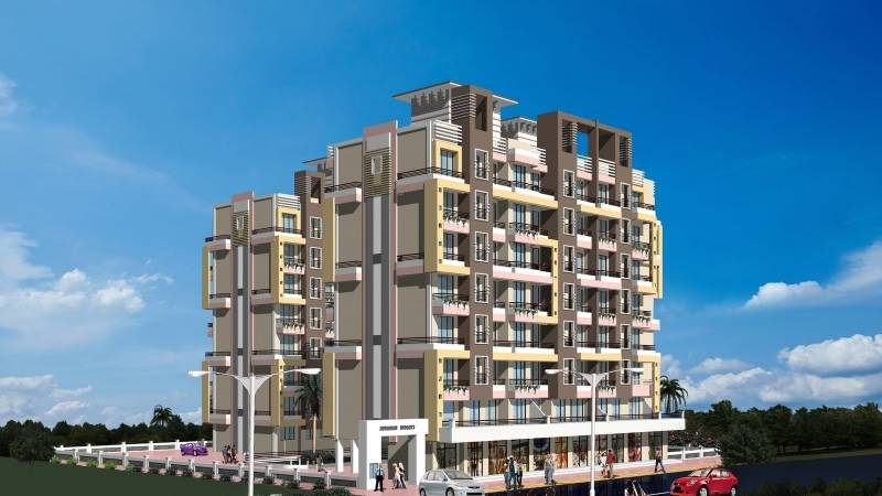 Images for Elevation of Arham Shubham Heights
