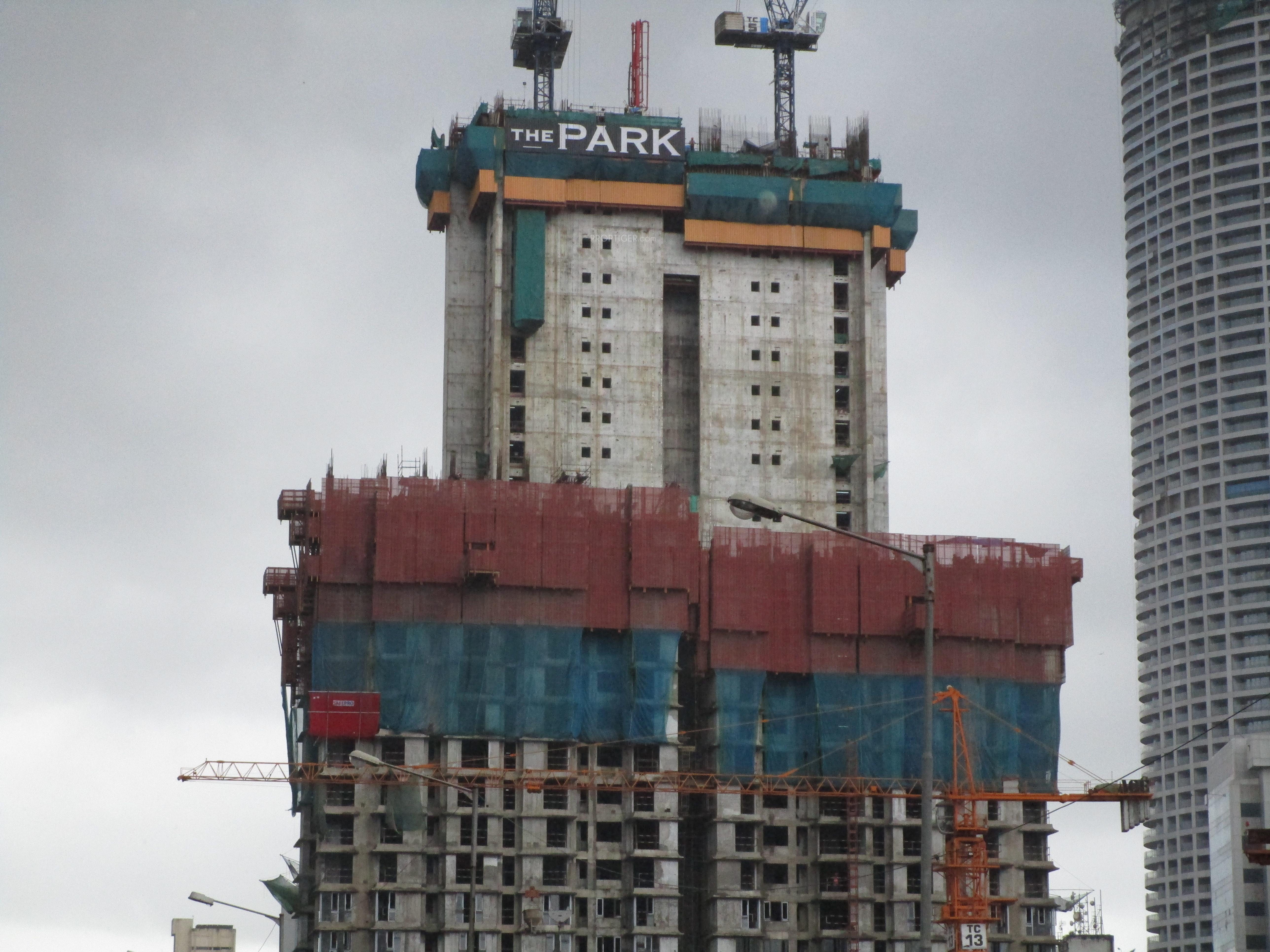 Lodha The Park In Lower Parel Mumbai Price Location