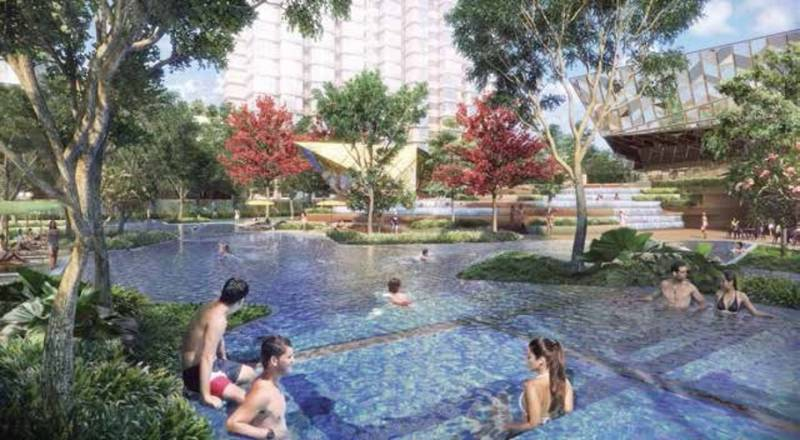 Images for Amenities of Lodha Park