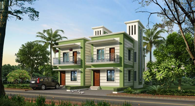 Images for Elevation of Baashyaam Le Chalet Villa
