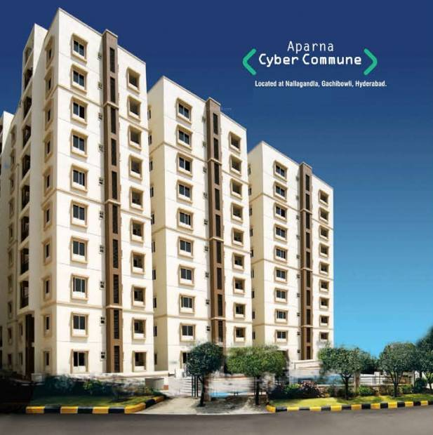 cyber-commune Images for Elevation of Aparna Constructions Cyber Commune