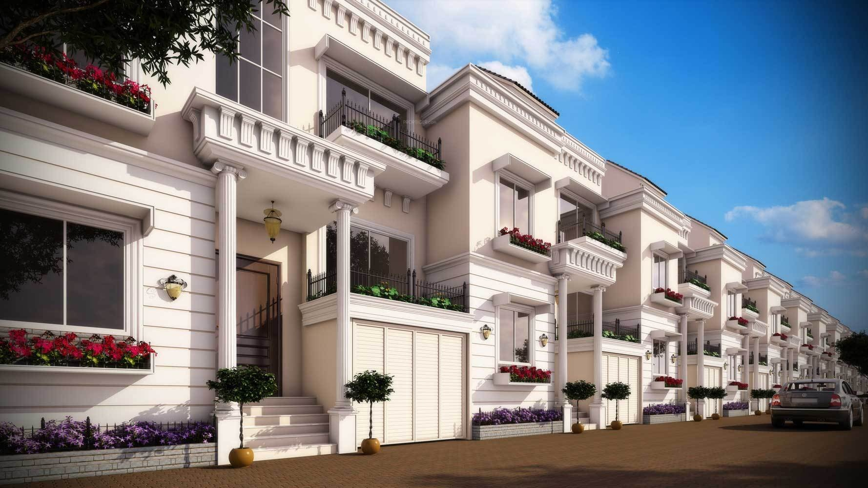 Elevation Stone Tiles Bangalore : Saiven marble arch in sarjapur road post railway crossing
