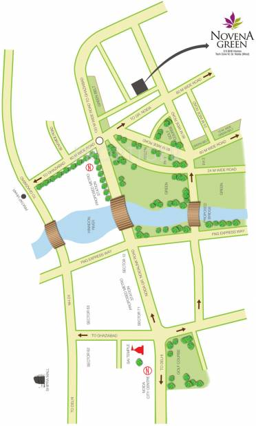 Images for Location Plan of DSD Novena Green