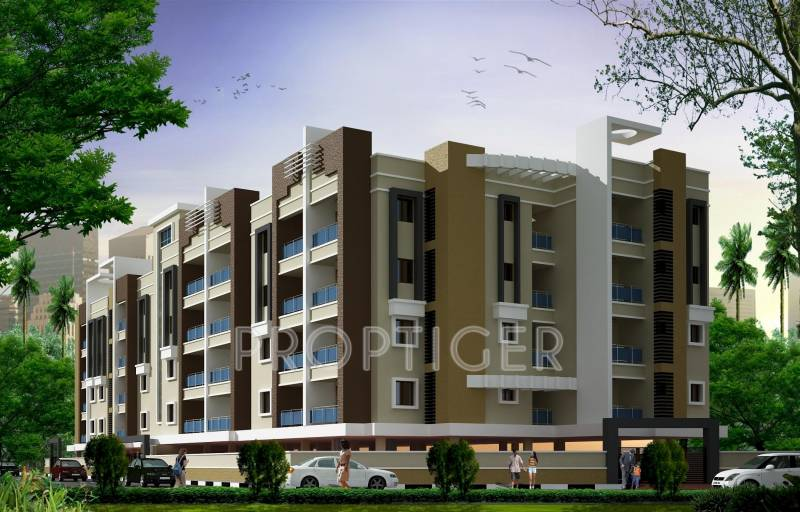 Images for Elevation of Venkatasai Vensa Lake View