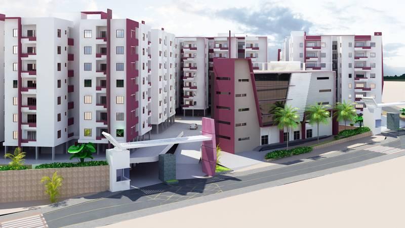 Images for Elevation of Vasathi Anandi