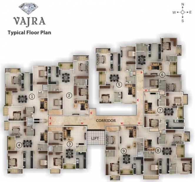 Images for Cluster Plan of TG Vajra