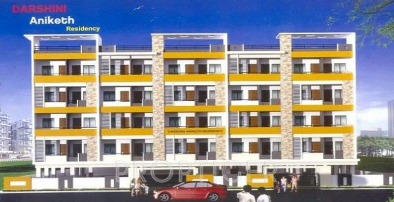 darshini-builders aniketh-residency-1 Elevation