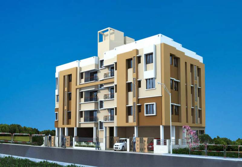 sapphire-residency Images for Elevation of Webstar Industries Pvt Ltd Sapphire Residency