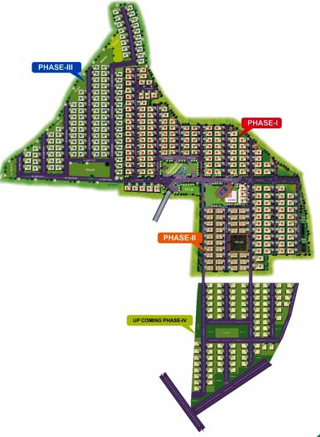 richmond-villas Images for Layout Plan of Keerthi Richmond Villas