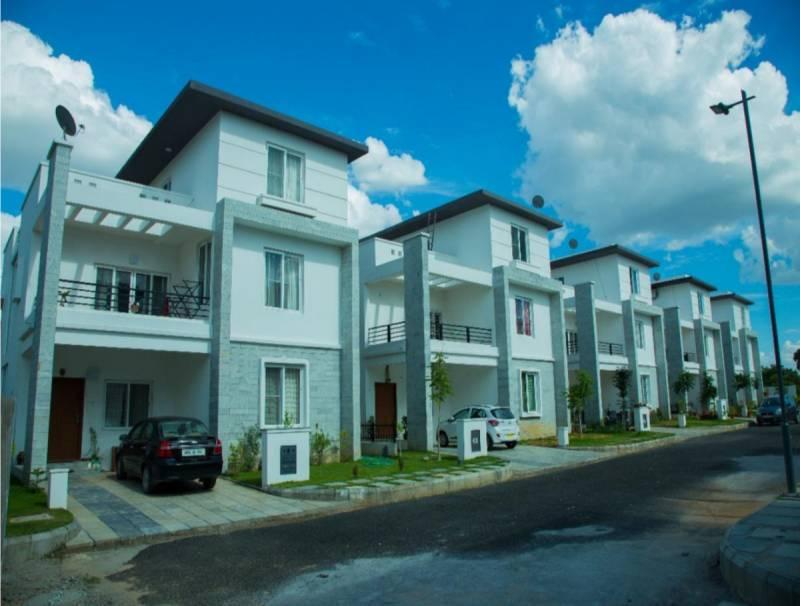 richmond-villas Images for Elevation of Keerthi Richmond Villas