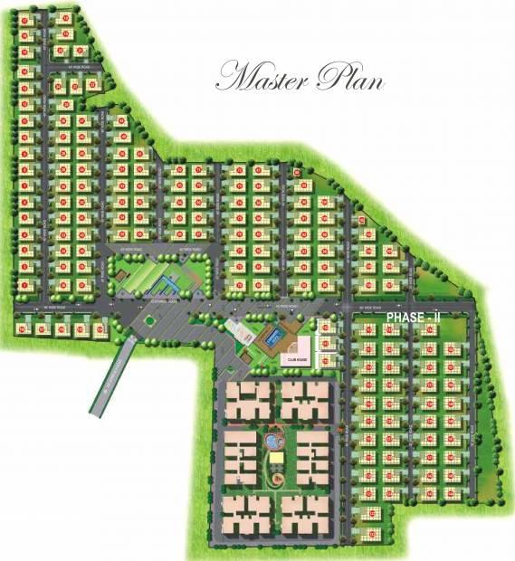 richmond-villas Images for Master Plan of Keerthi Richmond Villas