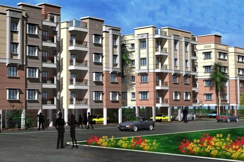 susheila-apartments Elevation