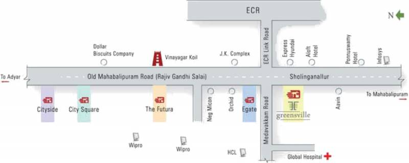 Images for Location Plan of Appaswamy Greensville