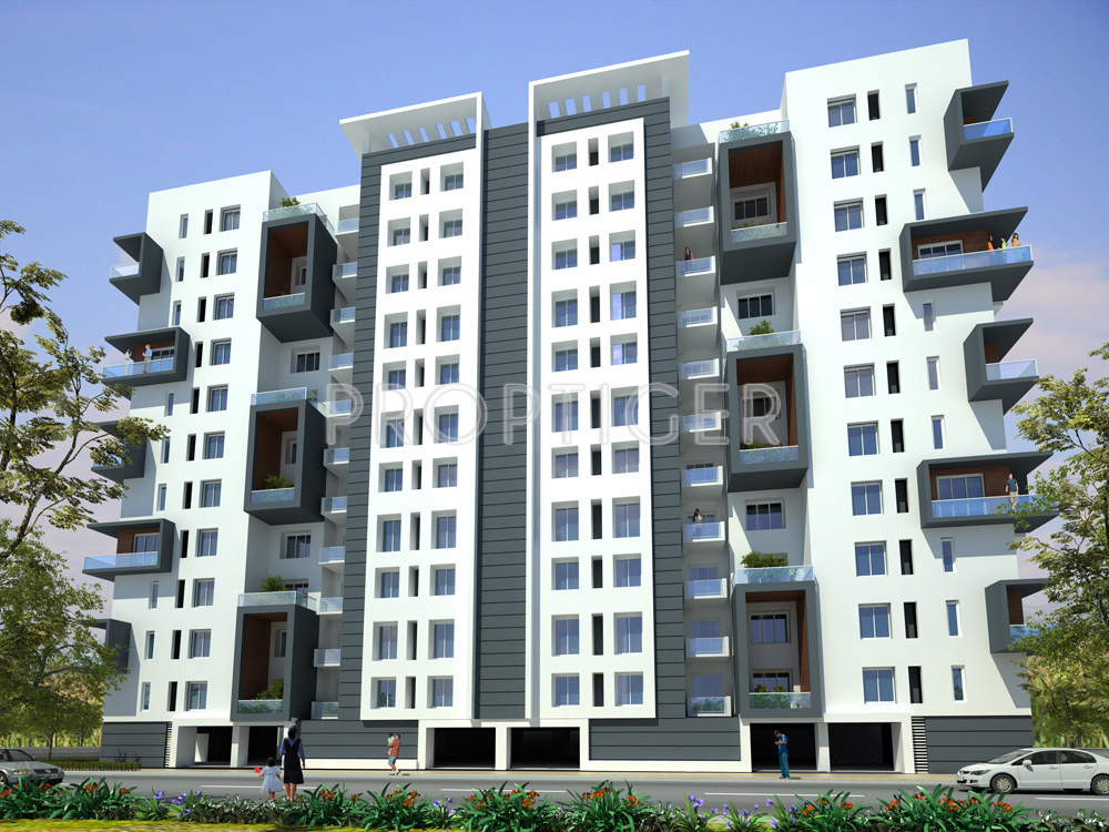 611 sq ft 1 bhk 1t apartment for sale in appaswamy real for Apartment plans and elevations