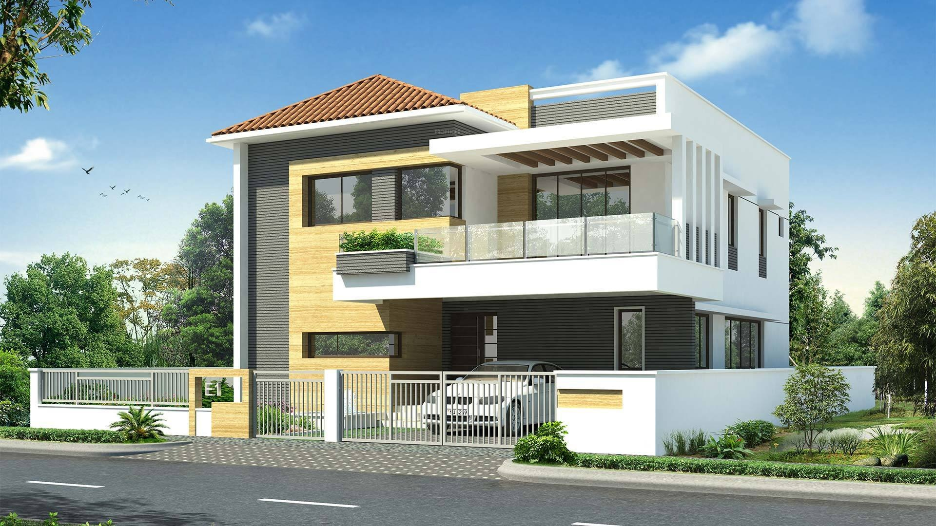 2970 sq ft 4 BHK 4T Villa for Sale in Aparna Constructions HillPark